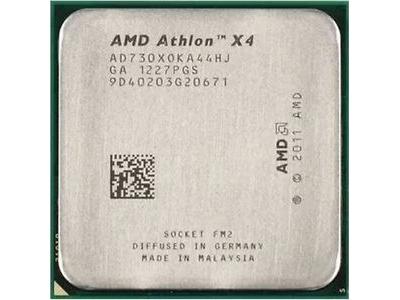 cpu s-fm2 athlon-2 x4 730 oem