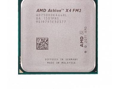 cpu s-fm2 athlon-2 x4 750 oem