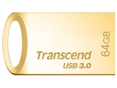 usbdisk transcend ts64gjf710g 64g gold