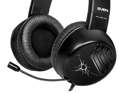 headphone sven ap-895mv+microphone