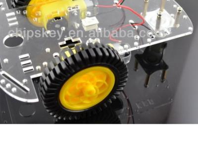 arduino car chassis kit sku115409