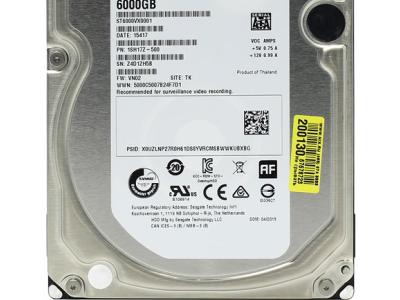 hdd seagate 6000 st6000vx0001 sata-iii server