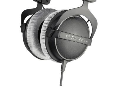 discount headphone beyerdynamic dt770pro 80om likenew