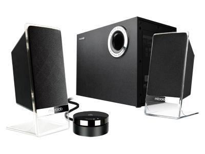 spk microlab m-200bt-platinum black