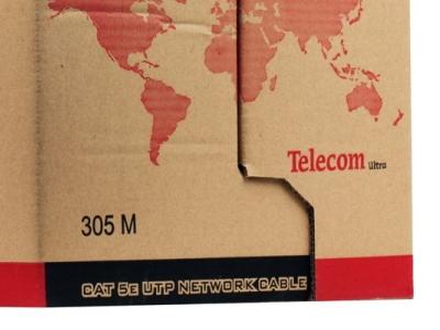 cable utp 5e buhta305 telecom-ultra-light