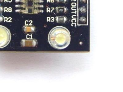 arduino sensor color recognition tcs3200