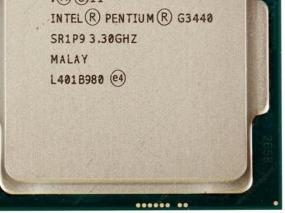 cpu s-1150 pentium-g3440 oem