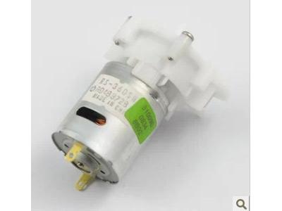 arduino motor water pump 6v dc-pump-360
