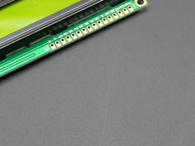arduino module display lcd 16x2 lcd1602 light-green