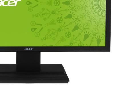 montft acer v226hqlbbd black