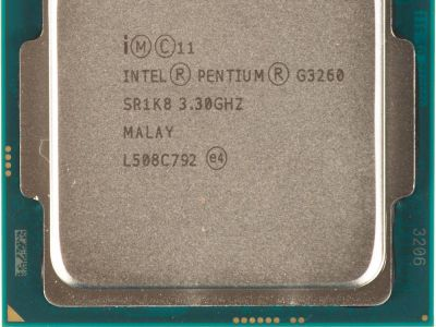 Процессор Intel, Soc-1150, Pentium G3260, OEM