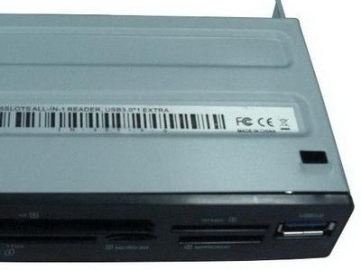 flash cardreader matchtech cx800 black oem