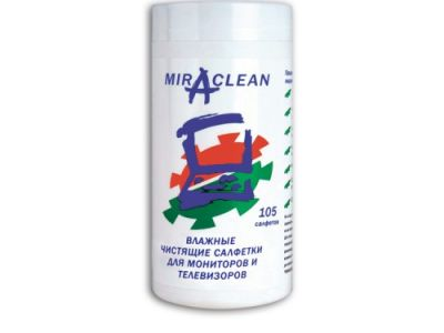 clean wipes miraclean 24099 105pcs