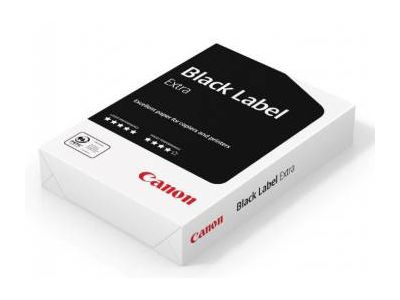 paper canon black lable extra a4 80g 500l
