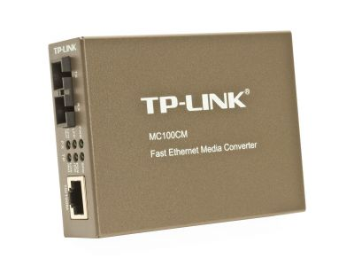 lan converter tp-link mc100cm