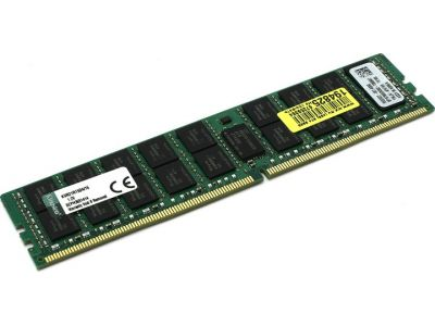 serverparts ram ddr4 16g 2133 kingston kvr21r15d4-16 server