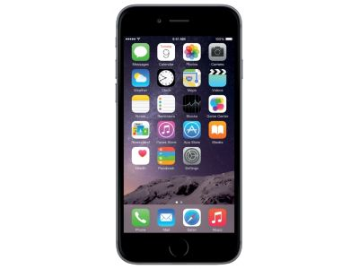 discount smartphone apple iphone 6 16gb mg482zd-a silver likenew