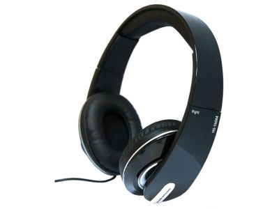 headphone dialog hs-t60m+microphone black