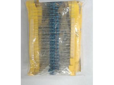 arduino radiocomponents resistor kit 10ohm-1mohm 600pcs
