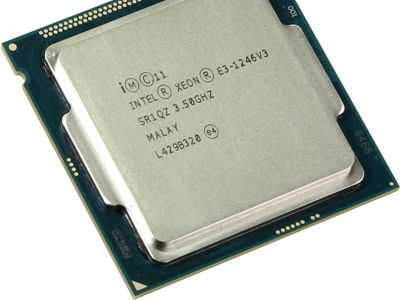 serverparts cpu xeon e3-1246v3 box