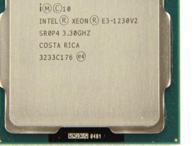 serverparts cpu xeon e3-1230v2 oem