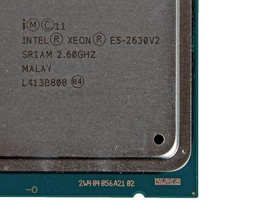 serverparts cpu xeon e5-2630v2