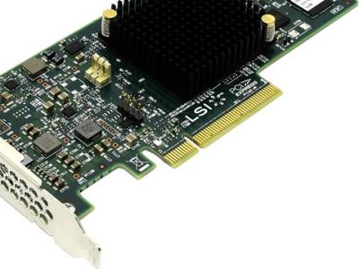 serverparts adapter lsi sas9341-4i lsi00419 sas-sata raid