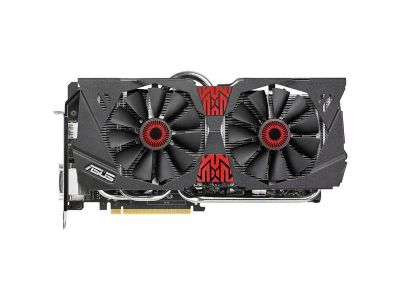 vga asus pci-e strix-gtx980-dc2-4gd5 4096ddr5 256bit dvi+hdmi+3dp box