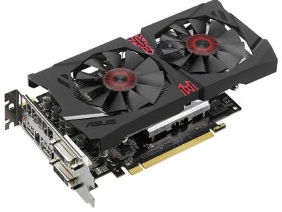 vga asus pci-e strix-r7370-dc2oc-4gd5-gaming 4096ddr5 256bit 2dvi+hdmi+dp box