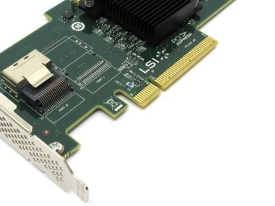 serverparts adapter lsi sas9240-4i sas-sata raid
