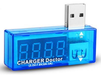 other device tester usb charger doctor