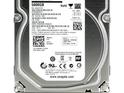 hdd seagate 5000 st5000as0011 sata-iii server