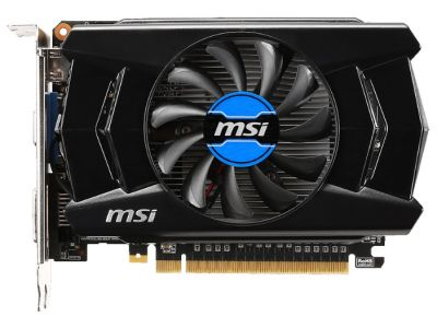 vga msi pci-e n750-1gd5-ocv1 1024ddr5 128bit box