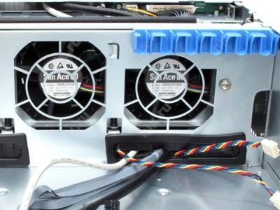 discount server 3u sc836tq-r800b x7dbe e5345 8gb used