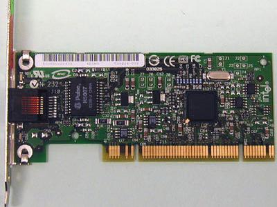 discount lan card intel pro-1000mt 82541gi used