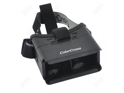 discount smartaccs glasses cardboard colorcross 3d used