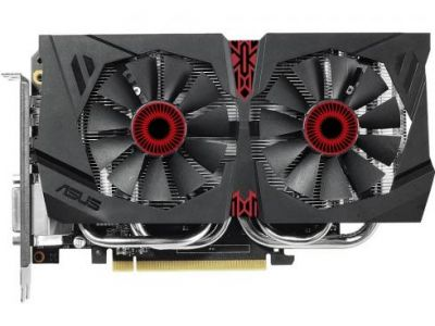 vga asus pci-e strix-gtx950-dc2oc-2gd5-gaming 2048ddr5 128bit 2dvi+hdmi+dp box