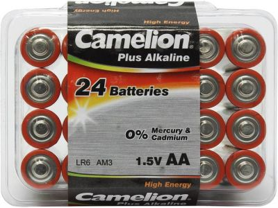 other battery camelion lr6-24 aa