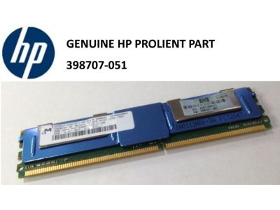 discount serverparts ram ddr2 2g 667 hp 398707-051 used