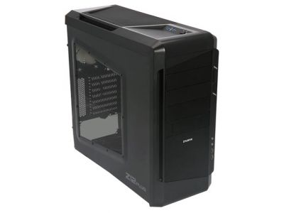 case zalman z12-plus bez bloka black