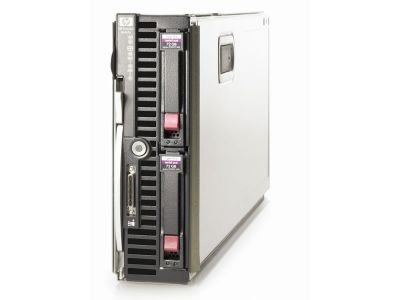 discount server hp proliant bl460c g6 2x x5550 used
