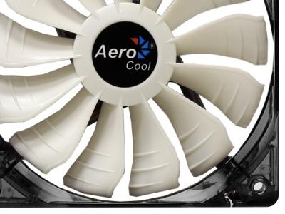 cooler aerocool airforce 14cm white