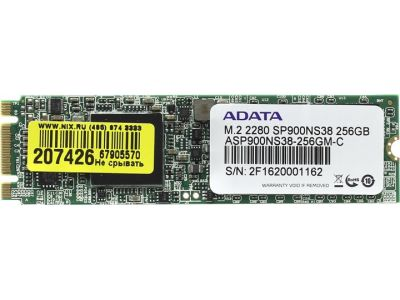 ssd a-data 256 asp900ns38-256gm-c m2