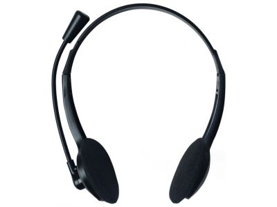 headphone cbr chp-312m black
