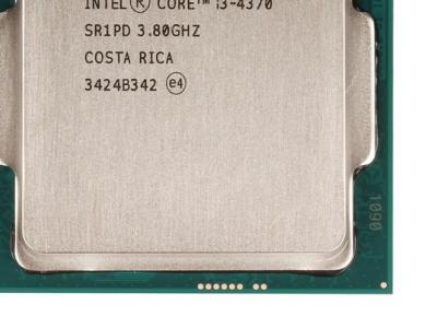 cpu s-1150 core-i3-4370 oem