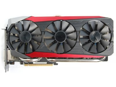 vga asus pci-e strix-r9390-dc3oc-8gd5-gaming 8192ddr5 512bit dvi+hdmi+3dp box