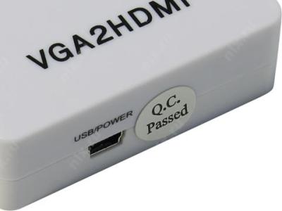 adapter converter vga-hdmi telecom ttc4025