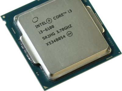 cpu s-1151 core-i3-6100 box