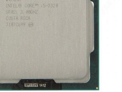 discount cpu s-1155 core-i5-2320 oem used