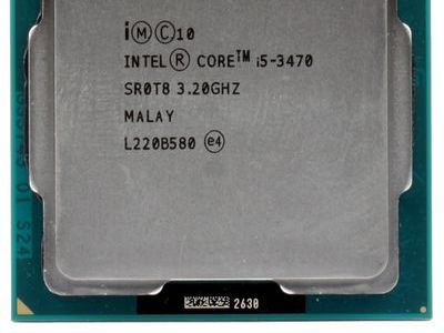discount cpu s-1155 core-i5-3470 oem used